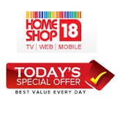 HomeShop18 Rs100 Offer