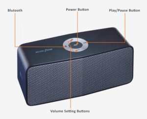 LG Bluetooth Speakers