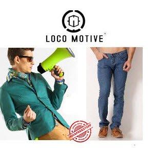 Locomotive Mens Jeans