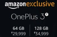 ONEPLUS 3T Amazon