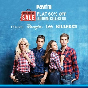 Paytm Smashing Sale