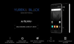 Buy Yu Yureka Black