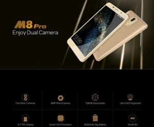 Leagoo M 8 Pro