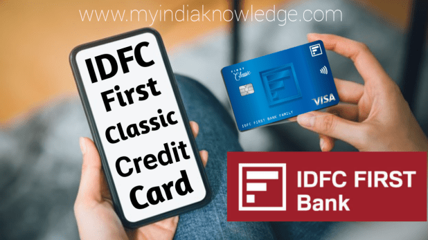 IDFC FIRST Classic Credit Card Kaise Banwaye