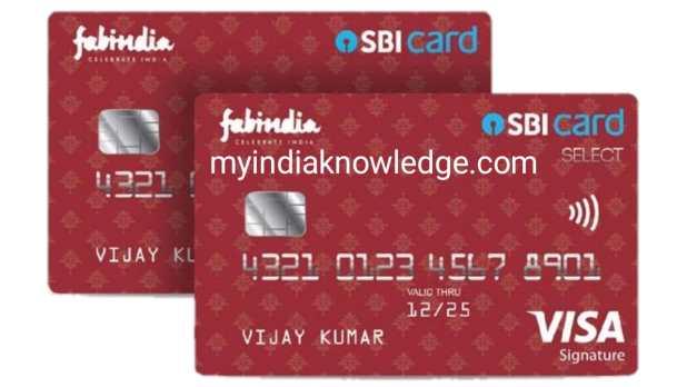 Fabindia SBI Card