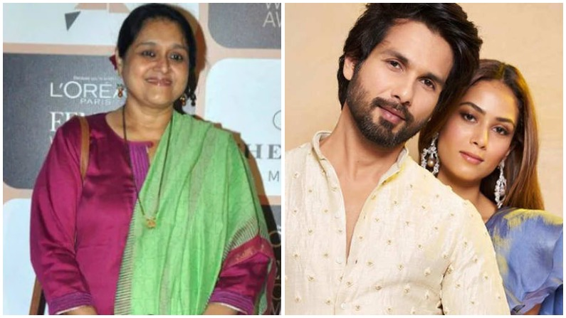 Actor's stepmother Supriya Pathak, who spoke openly on her relationship with Shahid Kapoor's wife Meera, said- I don't seem to be a mother-in-law