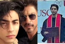 Photo of Debut: Shah Rukh Khan's son Aryan becomes a graduate, in this fashion, Dhansoo entry in Bollywood, read