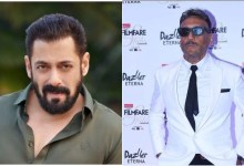 Photo of Jackie Shroff has known Salman Khan since his modeling days, told- he used to take care of his shoes and clothes