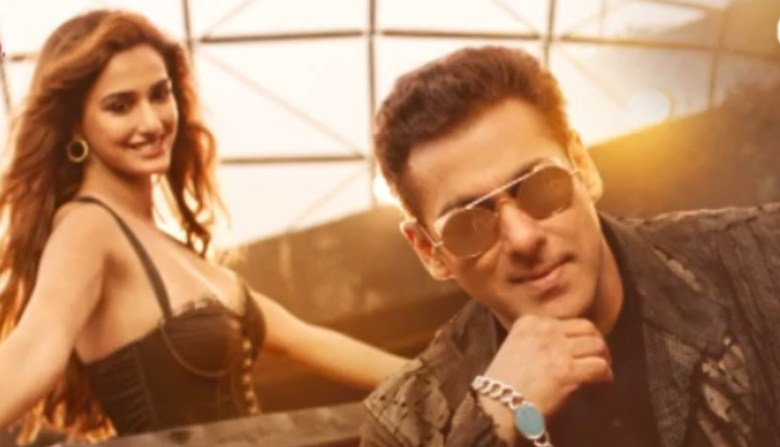 Photo of Disha Patani spoke on the kissing scene with Salman Khan – there is no unconfirmed feel with him