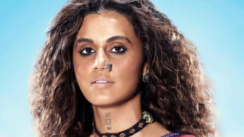 After becoming 'Haseen Dilruba', Taapsee Pannu is now ready to fly on OTT platform as 'Rashmi Rocket'?