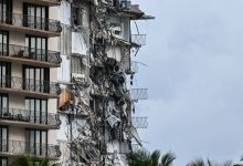 Photo of Miami Building Collapse: Screams heard from under the rubble, 99 people missing so far, emergency declared