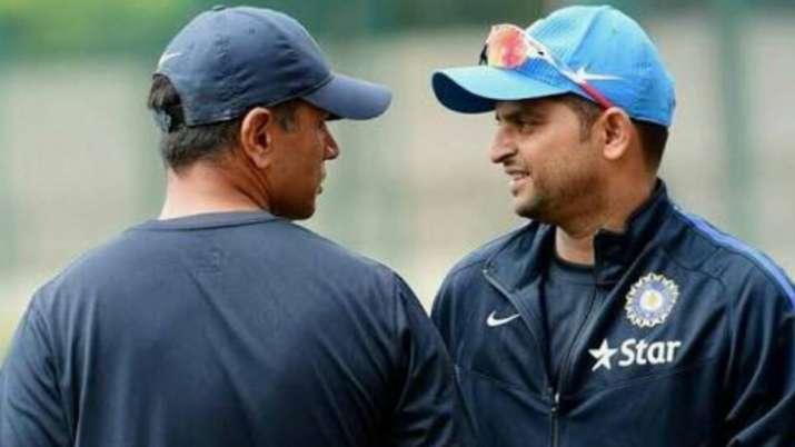 Photo of Suresh Raina praises Rahul Dravid's captaincy