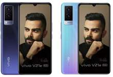Photo of Vivo V21e 5G phone with 64MP camera and 44W fast charging support launched in India, know the price