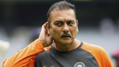 Photo of Fans furious at Shastri's post after WTC defeat