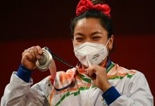 Photo of Mirabai Chanu won the silver medal, the cricket fraternity congratulated