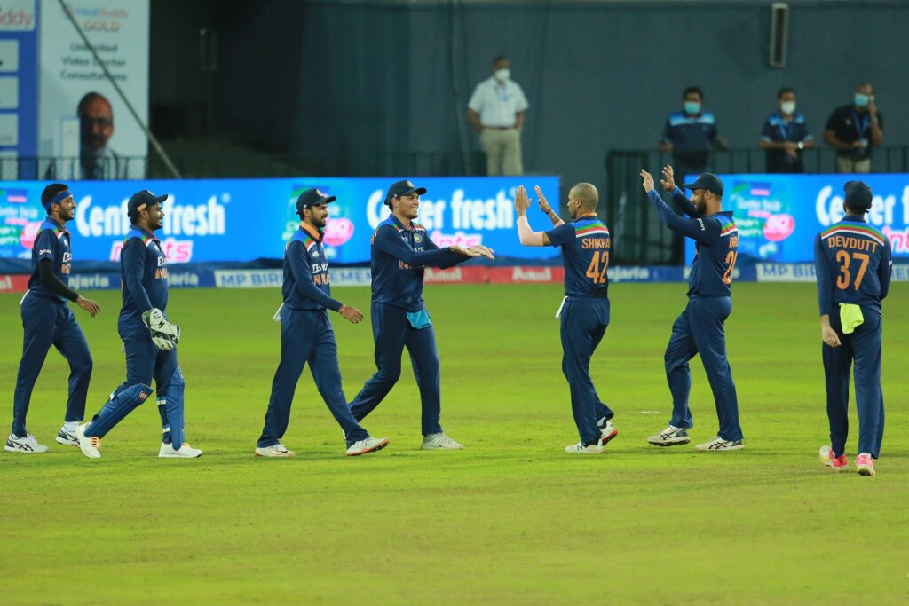 Team India lost the second T20I match by 4 wickets   My India News