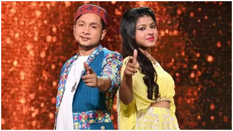 Indian Idol 12: Pawandeep Rajan opened the secret of his heart in front of everyone, said this about Arunita