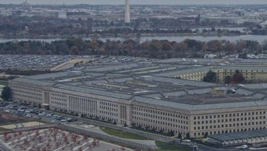 Photo of US Defense Department's headquarters 'Pentagon' closed after firing near metro station, alert sent to Force Protection Agency