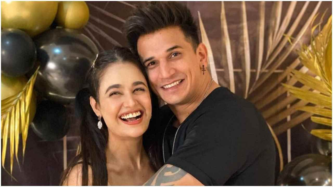 Love Story: The love of both started with Bigg Boss, know the cute love story of Prince Narula and Yuvika