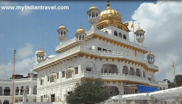 Visita Golden Temple en Amritsar