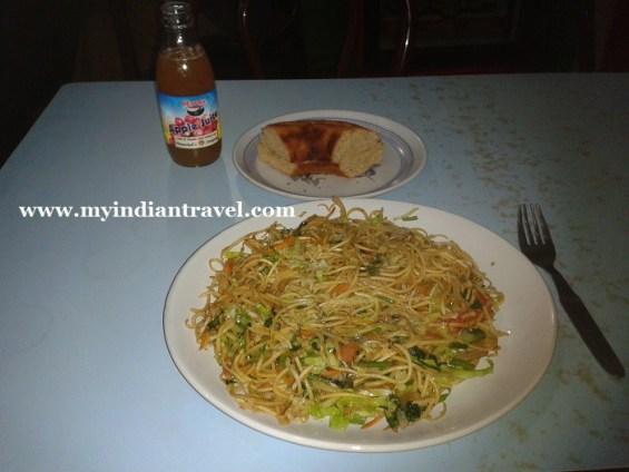 Qué comer en India