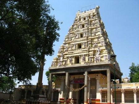 Bangalore Templo del Toro y Mercado Russell