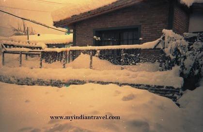 """""""Top 5 Mejores sitios para esquiar en India"""""""