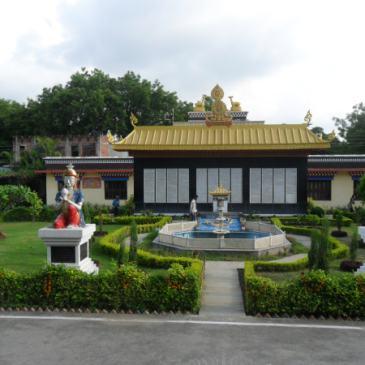 Sarnath en Varanasi, la cuna del budismo