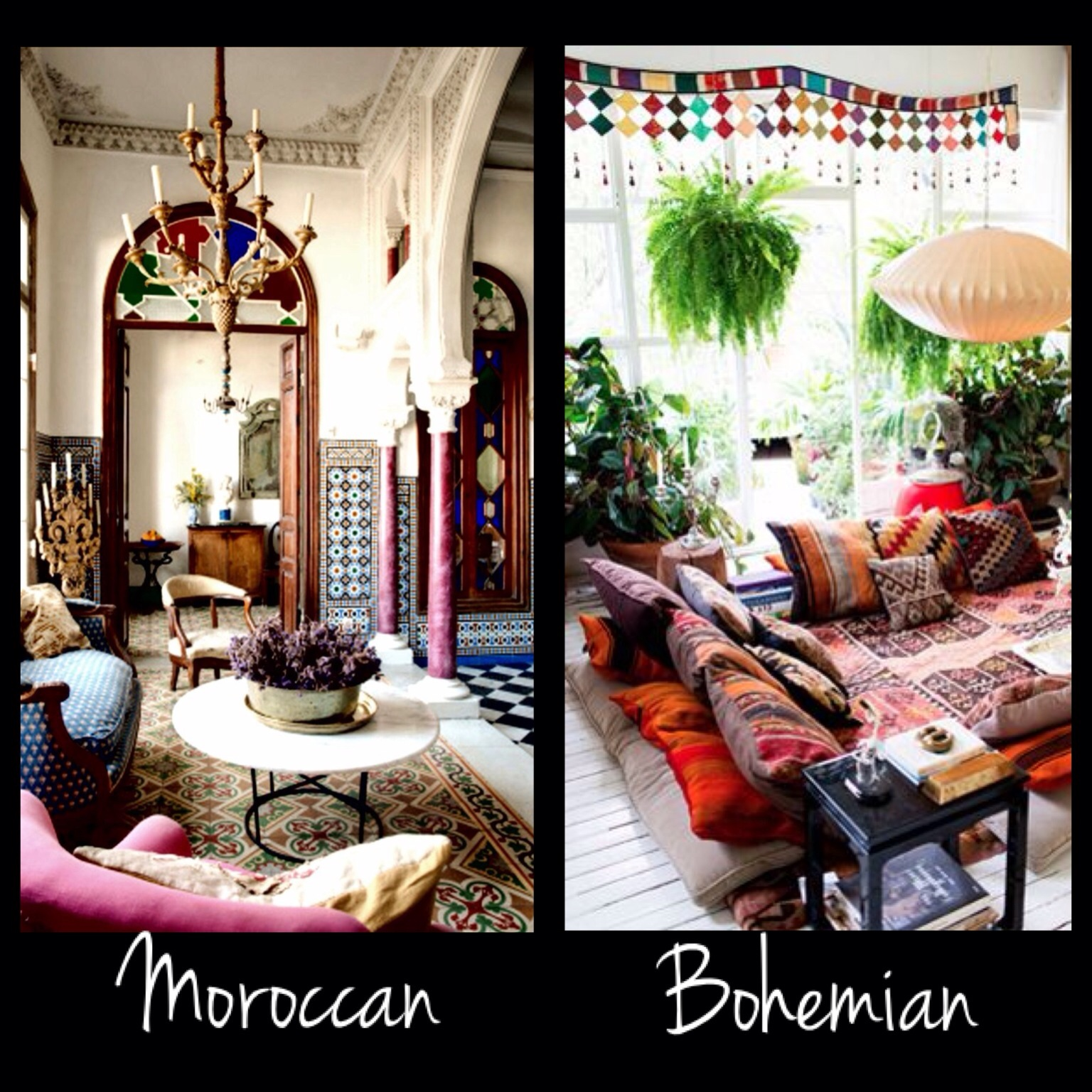 The thin line between Moroccan and Bohemian style   My Interior     Hello guys  it s me again  Okay  so I ve initially planned to post this  after a week or so but due to the series of unfortunate events     nothing  serious