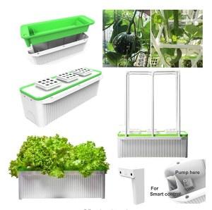 Big Smart Indoor Hydroponic Planter