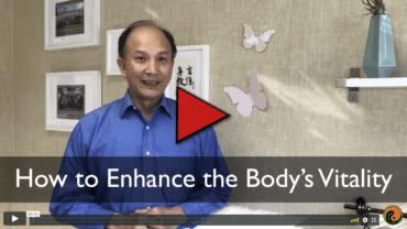 Enhance Body Vitality