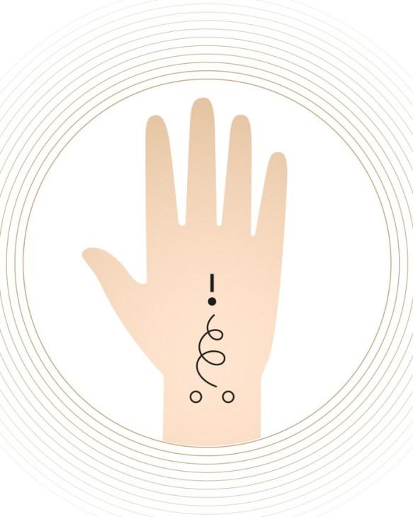 Tatuaż do bioenergoterapii nr 2