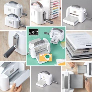 New Stampin Cut & Emboss Machine