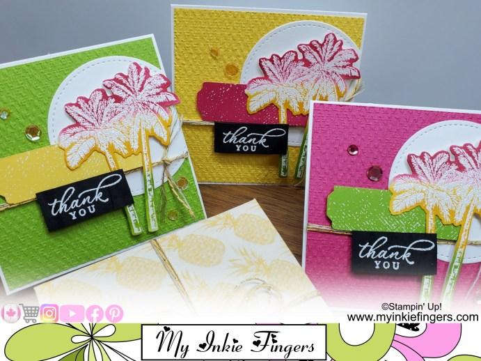 DIY Handmade MINI NOTE CARDS   CARDS GIFT SET with ENVELOPES   DIY Envelopes   Stampin' Up! 2020