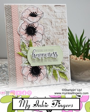 Take your card design to the next level - One Card 3 Ways - 3 Cards from one Design - Stampin Up