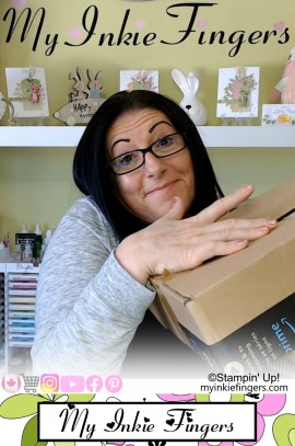 Retail Therapy February Stampin Up Unboxing