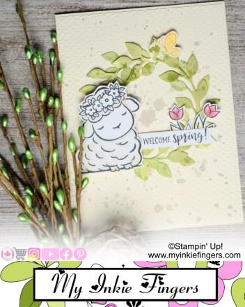 Stampin Up! Easter & Spring Cards