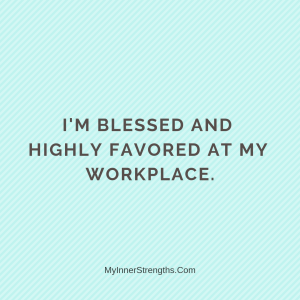 %name Affirmations for work 2 | My Inner Strengths
