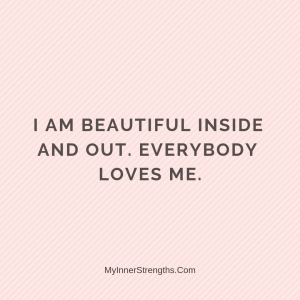 %name Love Affirmations 28 | My Inner Strengths