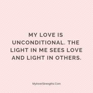 %name Love Affirmations 29 | My Inner Strengths