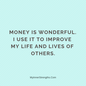 %name Wealth Affirmation Money 3 | My Inner Strengths