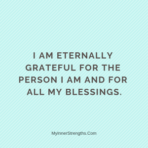 %name Gratitude Affirmations 2 | My Inner Strengths