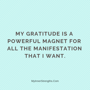 %name Gratitude Affirmations 6 | My Inner Strengths