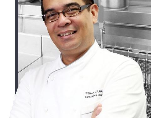 Guides & Inspires Young Chefs by Chef Hisham