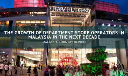 The Growth Of Department Store Operators In Malaysia In The Next Decade