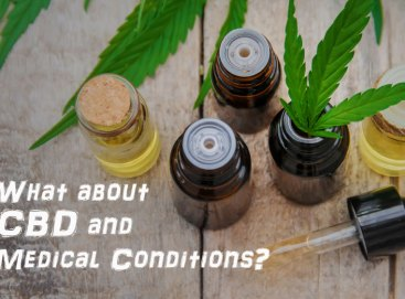 What about CBD and Medical Conditions?