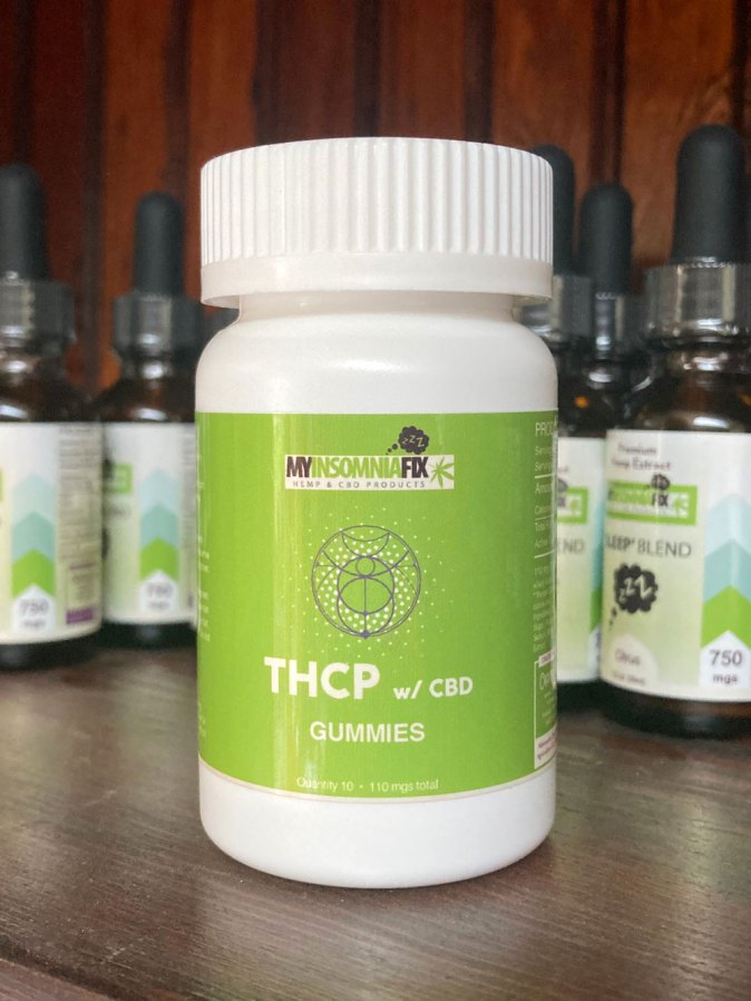 THCP Gummies