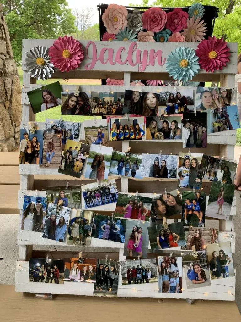 Photo Displays For Graduation Parties My Inspiration Corner