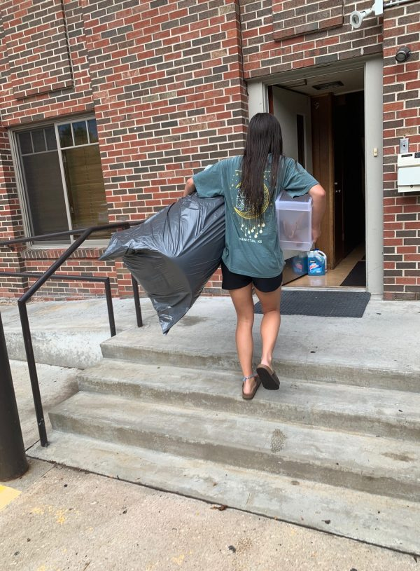 College Move in Day Tips