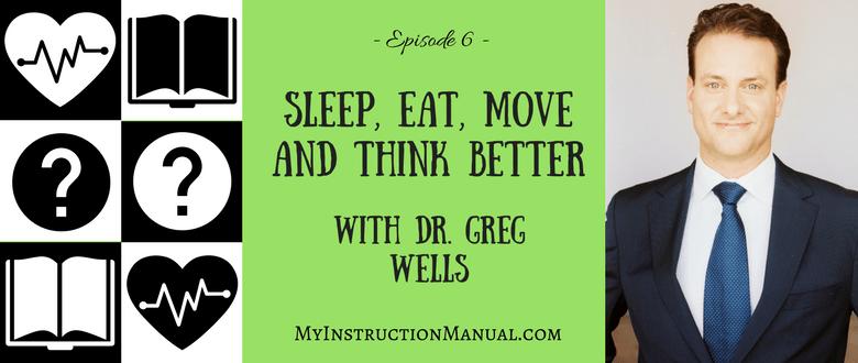 Greg Wells | My Instruction Manual